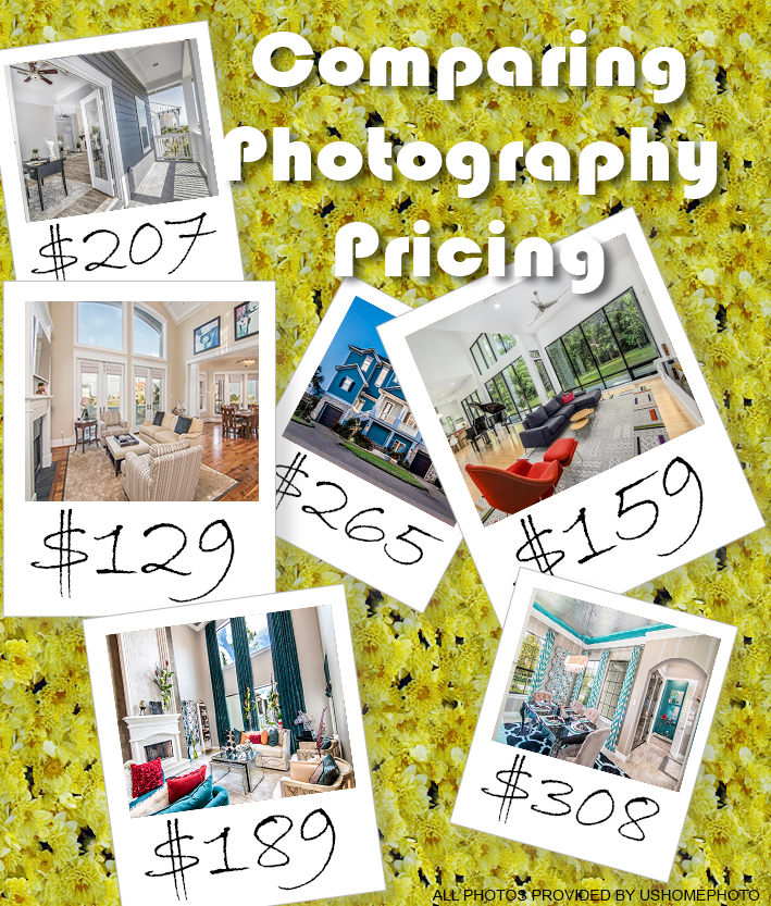 Real Estate Photography Services & Pricing For Raleigh, NC | $59 First Shoot