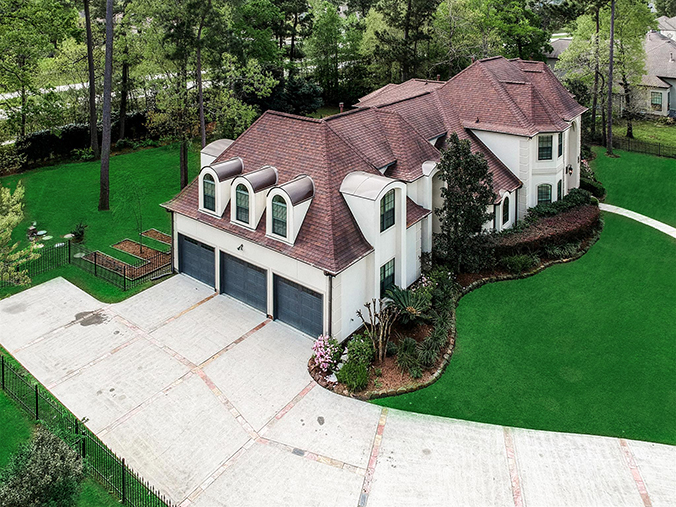 high quality Raleigh, NC aerial / drone photography